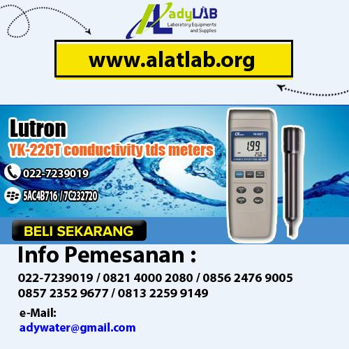 Jual conductivity meter